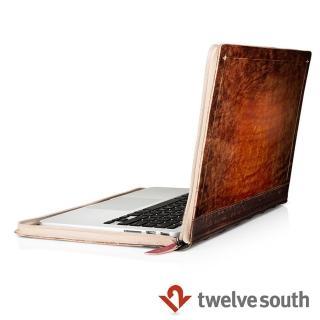 【Twelve South】BookBook Rutledge 12吋new MacBook 保護套(典藏版復古書)