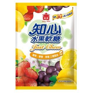 【義美】知心水果軟糖-綜合(235g/包)