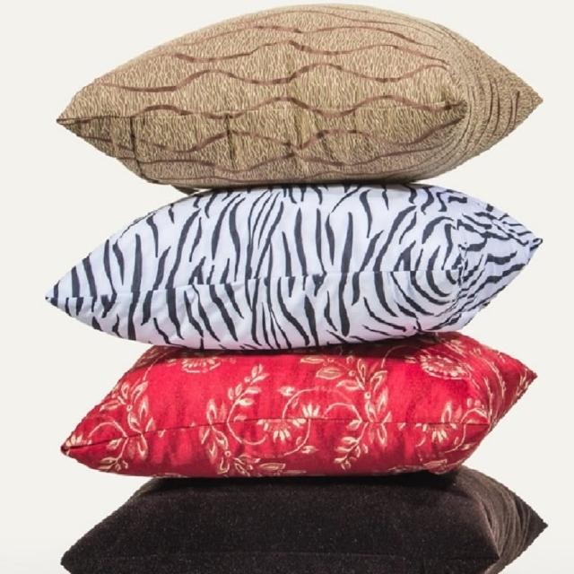 【CLEO】木椅枕-背枕-靠腰枕(6入)