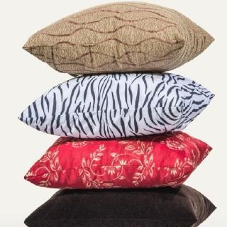 【CLEO】木椅枕/背枕/靠腰枕(6入)