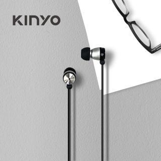 【KINYO】入耳式耳機麥克風(IPEM62)