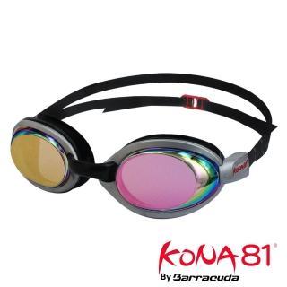 【美國巴洛酷達Barracuda】KONA81三鐵泳鏡K514(鐵人三項專用)