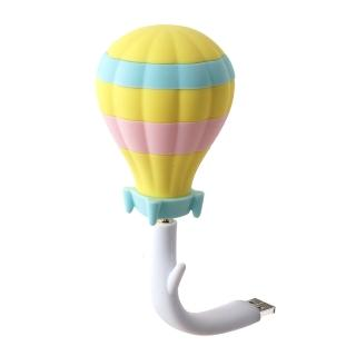 【Vacii】熱氣球USB情境燈-糖果(USB情境小夜燈)