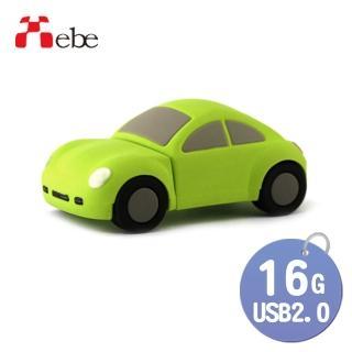 【Xebe集比】汽車隨身碟8GB