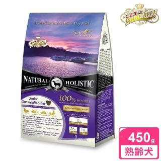 【LV藍帶無穀濃縮】老犬 減重犬 450g(海陸+膠原蔬果)