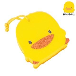 【黃色小鴨 Piyo Piyo】雙層沐浴海綿