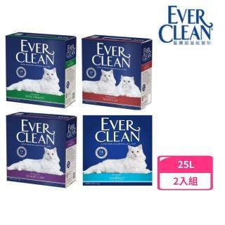 【Ever Clean】藍鑽貓砂25LB(2盒)