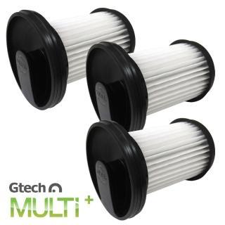 【英國 Gtech】Multi Plus 專用 HEPA 濾網(三入組)