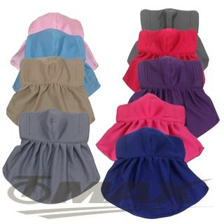 【omax】吸濕排汗護頸口罩-3入(隨機出貨-12H)