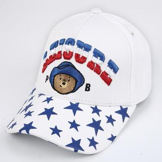【PB柏靈頓寶寶熊】藍星運動帽