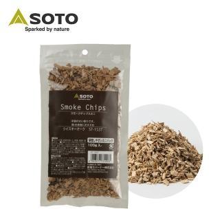 【SOTO】橡木桶煙燻木片-小 ST-1537(煙燻)