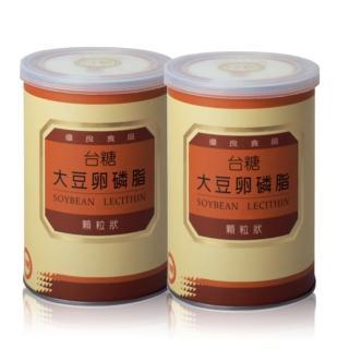 【台糖】非基因大豆卵磷脂2罐(送台糖原味蜆精3瓶)
