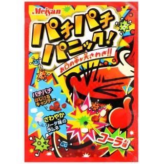 【明治製果】汽水跳跳糖-可樂(5g)