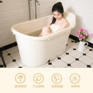 【生活King】四季風呂健康泡澡桶(230公升)