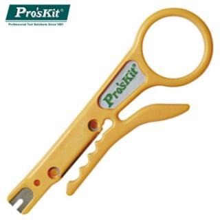 【ProsKit 寶工】簡易剝線/壓線工具 8PK-CT001