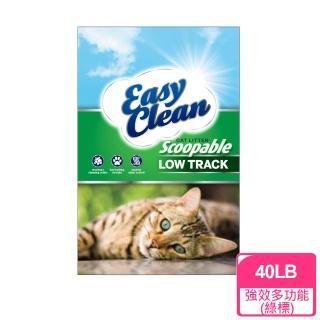 沙奇 優質超凝結貓砂 綠標-強效多功能配方 40LB/磅(G002C13)