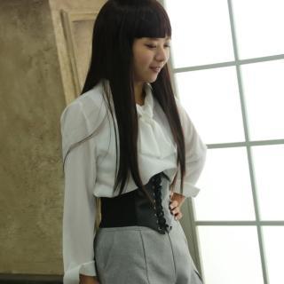 【狐狸姬】可愛厚齊瀏海假髮髮片流海(單髮片)