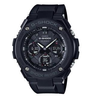 【CASIO G-SHOCK】突破自我強悍有力運動腕錶(GST-S100G-1BDR)
