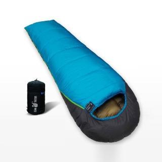 【遊遍天下】MIT台灣製保暖防風防潑水羽絨睡袋(D800_1.5KG)