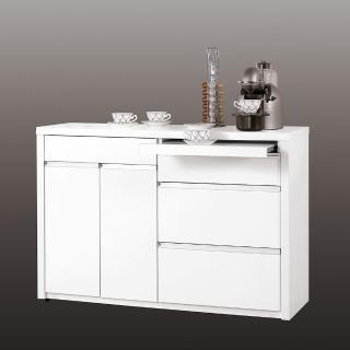 【Bernice】卡娜4尺餐櫃