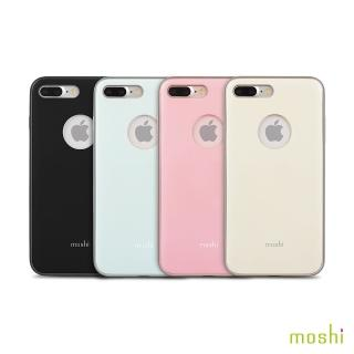 【Moshi】iGlaze Clear for iPhone 7 Plus 超薄時尚保護背殼