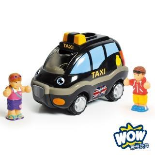 【英國WOW Toys 驚奇玩具】倫敦計程車 泰德