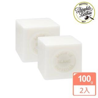 【法國 戴奧飛波登】方塊馬賽皂-乳油木果2入組(100g*2入)