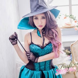 【流行E線】派對制服女巫制服(A7112)