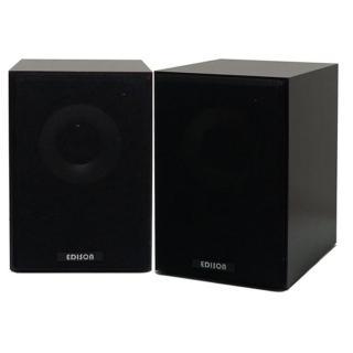 【EDISON】木質立體擴大音箱喇叭(EDS-C406)