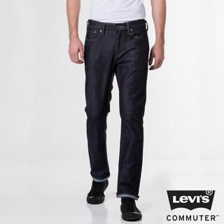 【Levis】511 Commuter 修身窄管丹寧牛仔褲 / 素面 / 原色