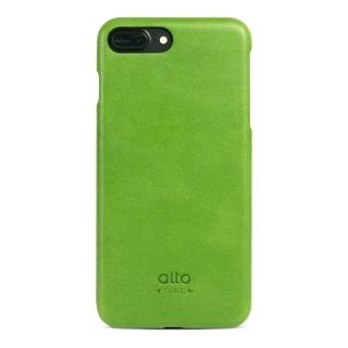 【alto】iPhone 7 Plus真皮手機殼背蓋 Original - 萊姆綠(alto  義大利真皮皮革)