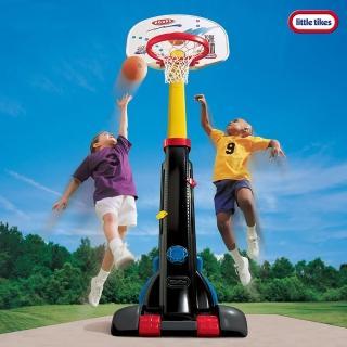 【美國 Little Tikes】炫風籃球架