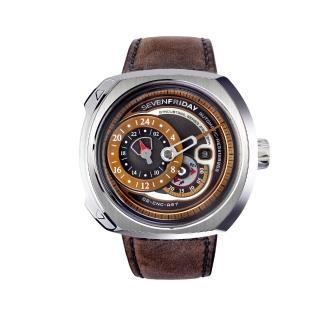 【SEVENFRIDAY】Q2/發源於瑞士蘇黎世的腕錶品牌(Q2)