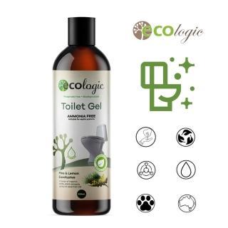 【澳洲 Ecologic】天然尤佳利精油 浴廁清潔劑(500ml 有機配方)
