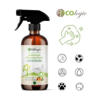 【澳洲 Ecologic】天然柑橘茶樹精油浴室清潔劑(500ml 有機配方)
