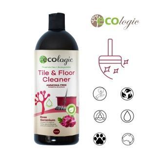 【澳洲 Ecologic】天然磁磚地板清潔劑(1000ml 有機配方)