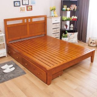 【AS】Roy5尺收納床架