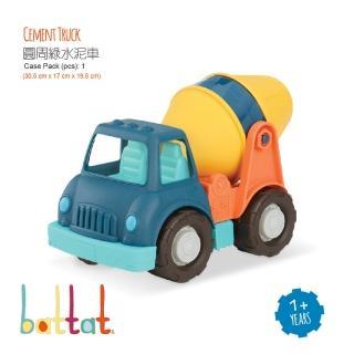 【B.Toys】圓周綠水泥車 _ WW系列
