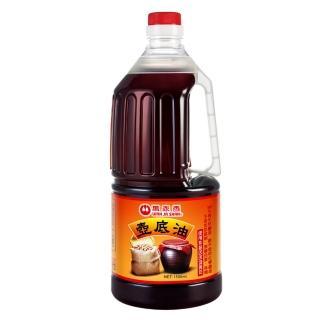 【萬家香】壺底油(1500ml)