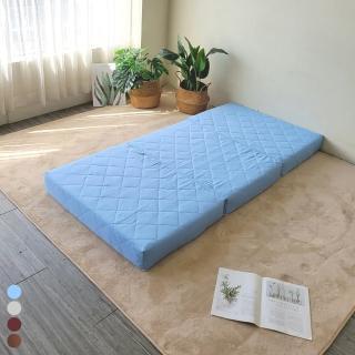 【BNS居家生活館】Antony安東尼涼感獨立筒床墊 3.5尺單人加大(床墊/涼感/ 沙發床/單人沙發/折疊椅)