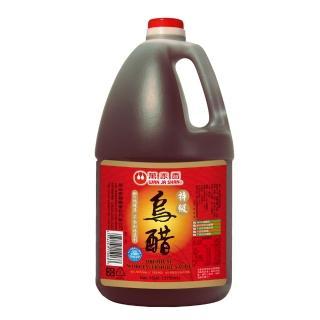 【萬家香】特級烏醋(3750ml)
