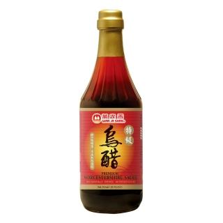 【萬家香】特級烏醋(595ml)