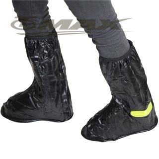 【天龍牌】新版反光塑膠雨鞋套 -2雙