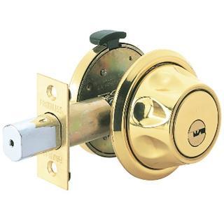 【加安牌】外轉上鎖青銅輔助鎖附暗閂 D577