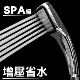SPA級加壓方型蓮蓬頭-300孔