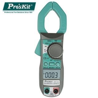 【ProsKit 寶工】3 3/4 交.直流自動鉤錶 MT-3109