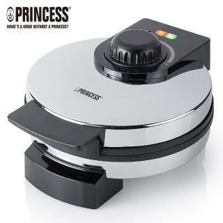 【Princess荷蘭公主】鏡面圓形鬆餅機(132302快速到貨)