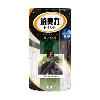 【日本雞仔牌】浴廁消臭力-木 炭&檀香400ml