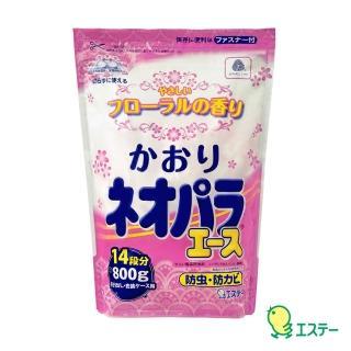 【日本雞仔牌】花香防蟲防霉(小包)800g