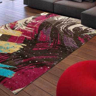 【Ambience】Milano 現代地毯-揮灑(160x230cm)